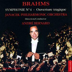 Johannes Brahms : Symphonie N°4 & Ouverture Tragique