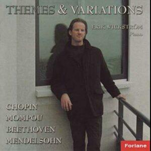 Erik Wickström : Thèmes Et Variations