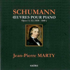 Schumann : Variations Abegg. Marty.