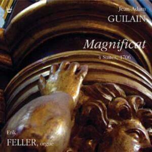 Guilain : Pièces d'orgue pour le Magnificat