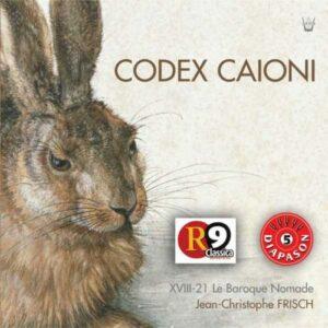 Frisch : Codex Caioni