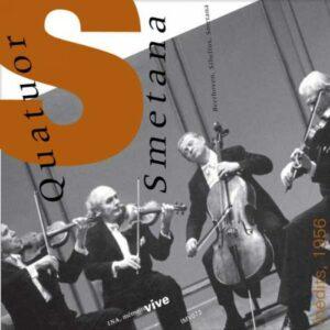Quatuor Smetana / inédits 1955