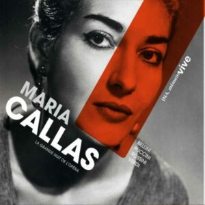 Maria Callas : La grande nuit de l'opéra. Sebastian.