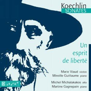 Koechlin : Sonate pour violon et pour alto