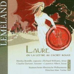 Lemeland : Lemeland : LAUREor The LETTER WITH THE RED SEAL