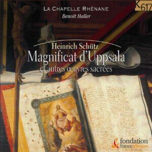 Schütz : Magnificat d'Uppsala. Haller