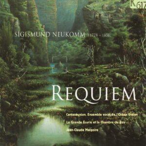 Neukomm : Requiem. Malgoire.