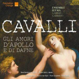Cavalli : Gli amori d'Apollo e di Dafne. Garrido.