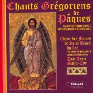 Chants Gregoriens : De Paques