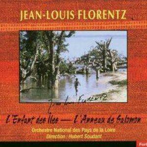 Jean-Louis Florentz : L'Enfant Des Iles, L'Anneau De Salomon