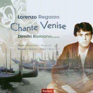 Lorenzo Regazzo : Chante Venise