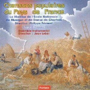Chansons Populaires Du : Pays De France