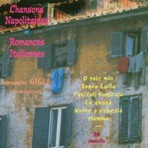 Beniamino Gigli : Le Magicien