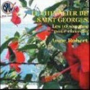 Chevalier de Saint Georges : Les dix sonates pour clavecin