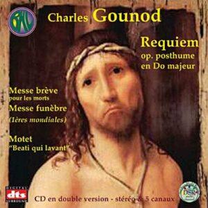 Gounod : Requiem. Lallement