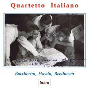 Quartetto Italiano / Beethoven, Boccherini, Haydn…