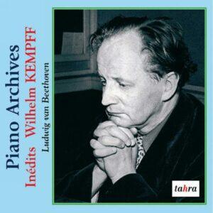 Beethoven : Concertos pour piano n° 1 & 3. Kempff, Schuricht.