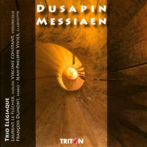 DUSAPIN : Trio Rombach