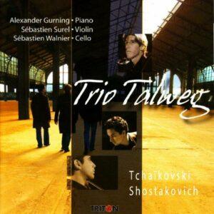 Tchaikovski : Trio, op. 50. Talweg.