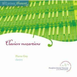 Mozart : Claviers mozartiens