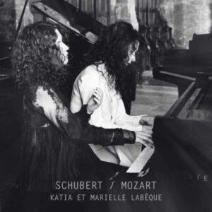 Schubert : Fantaisie D 940. Labèque