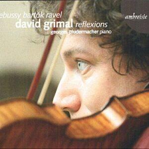 Debussy, Bartók, Ravel : Works for violin & piano