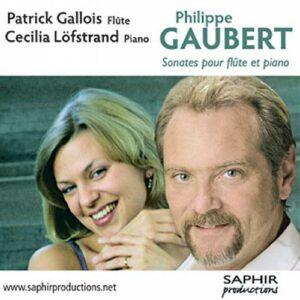 Gaubert : Sonates pour flûte et piano. Gallois.