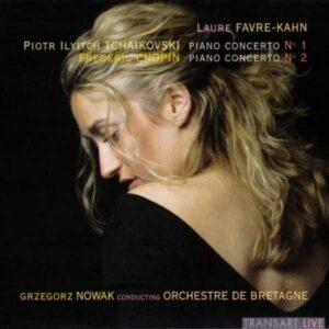 Tchaïkovski : Concerto pour piano no 1. Favre