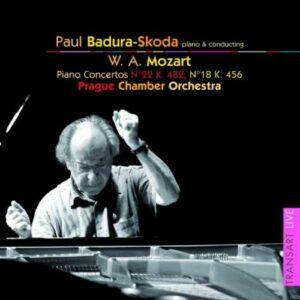 Mozart : Concertos pour piano. Badura-Skoda.
