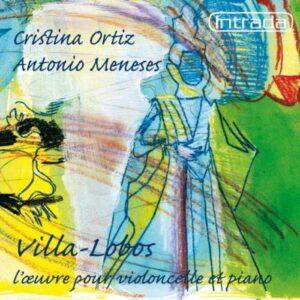 Villa Lobos : Œuvres pour violoncelle et piano