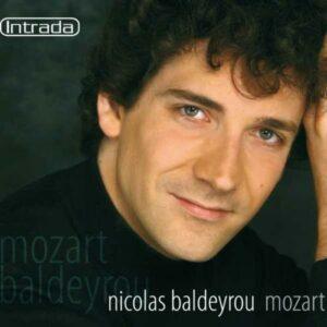 Mozart : Trio des quilles, KV 498. Baldeyrou