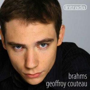 Brahms : Œuvres pour piano. Couteau.
