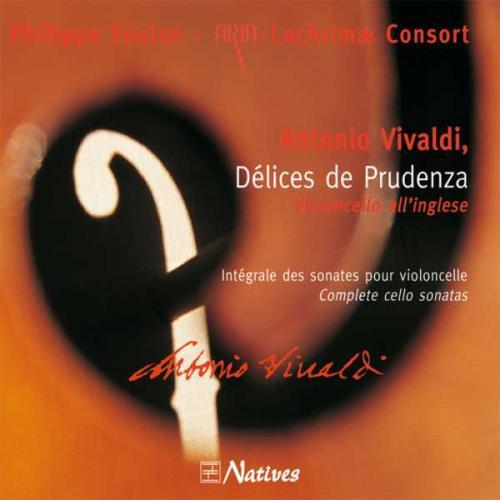 Vivaldi : Les sonates pour violoncelle. Foulon.