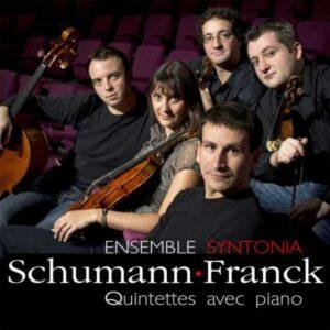 Schumann : Quintette avec Piano op.44. Ensemble Syntonia