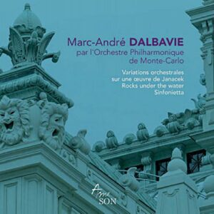 Dalbavie : Variations orchestrales. Dalbavie.