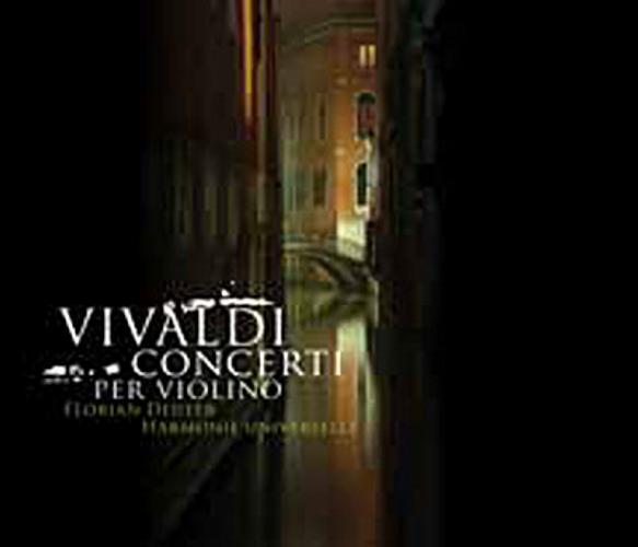 Vivaldi : 12 concertos pour violon. Deuter.