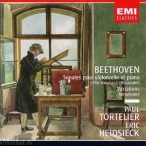 Beethoven : Sonates Pour Violoncelle