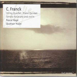 Franck : Musique de chambre