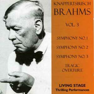 Johannes Brahms : Musique symphonique