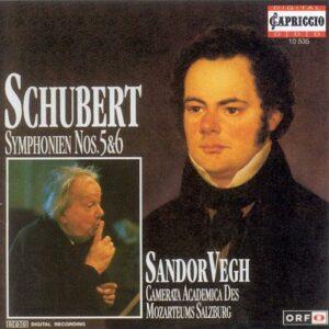 Franz Schubert : Symphonies Nos. 5 & 6