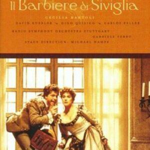 Rossini : Le barbier de Seville. Bartoli, Kuebler, Feller, Ferro