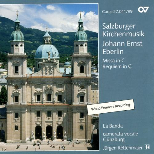 Eberlin : Messe - Requiem