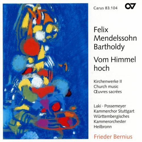 Mendelssohn : Musique sacrée II