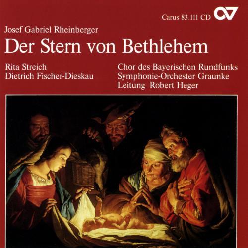 Rheinberger : Musique sacrée I - L'étoile de Bethléem