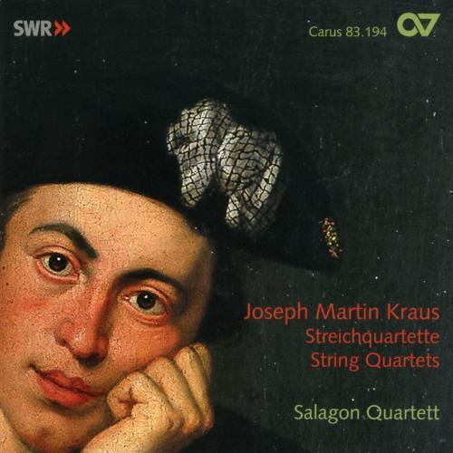 Kraus : Quatuors à cordes