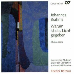 Brahms : Musica sacra