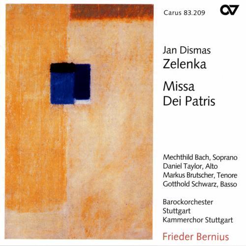 Zelenka : Missa Dei Patris. Bernius.