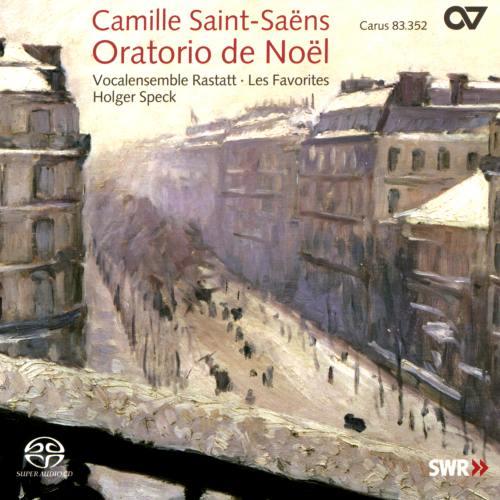 Saint-Saëns : Oratorio de Noël