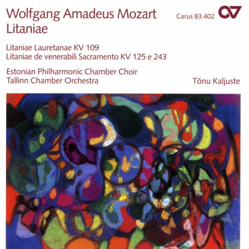 Mozart : Litanies