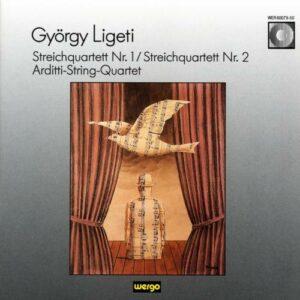 Ligeti : Quatuors à cordes 1 & 2